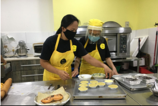 CMCO: Bake With Dignity, a social enterprise for people with special needs, hard hit