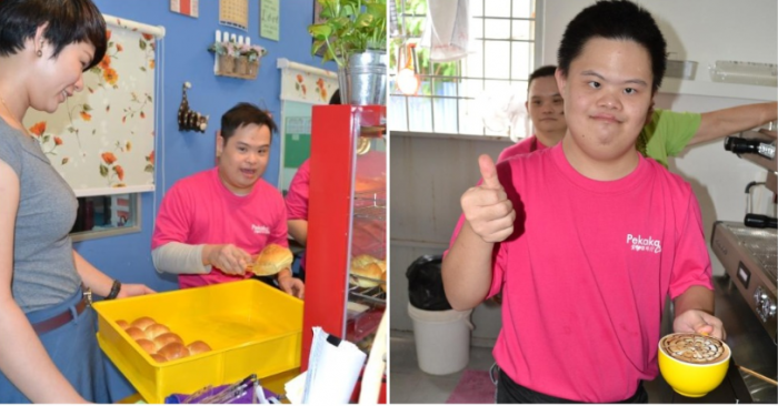 Kedah Cafe Run By Special Needs Teens Sells The Bread They Bake & The Coffee They Make!