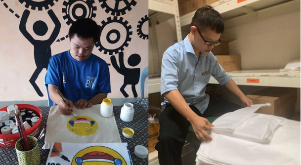 5 Malaysian companies that employ adults with Down Syndrome