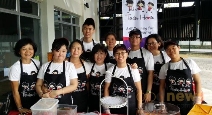Empowering Special Needs Individuals at Tender Hearts Cafe